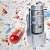 Industriesauger in der pharmazeutischen Industrie