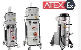 Die verschiedenen ATEX Zonen für Industriesauger