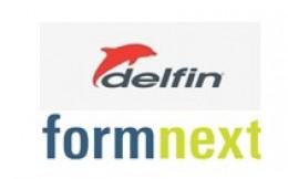 Delfin Industriesauger auf der formnext 2018 in Frankfurt