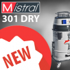 Neues Modell Mistral 301 DRY