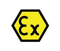 Operations in ATEX rated areas