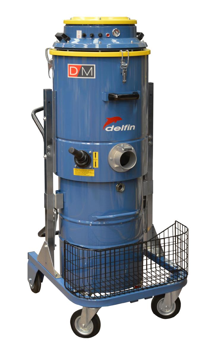 Filtri per aspiratori industriali Delfin