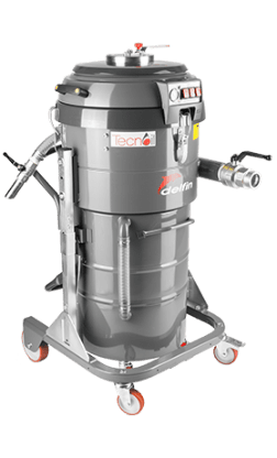 Oil and chips industrial vacuum cleaners   Delfin