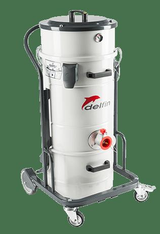 industrial compressed air vacuum cleaners delfin