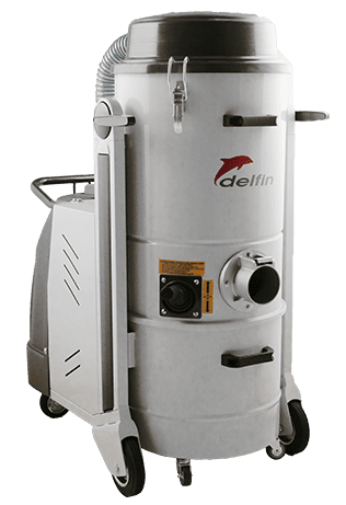 4533 INDUSTRIAL VACUUM CLEANER FOR SOLID/LIQUID MIXTURES